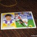 Cromos de Fútbol: CROMO ESTE 09 10 - PEDRO LEON ( BAJA ), DEL VALLADOLID- NUNCA PEGADO ( PEDIDO MINIMO 5 EUROS ). Lote 89467692