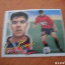 Cromos de Fútbol: IVAN ROSADO OSASUNA ED ESTE LIGA CROMO 00 01 FUTBOL 2000 2001 - SIN PEGAR - 335. Lote 89589592