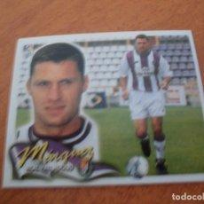 Cromos de Fútbol: MARQUEZ VALLADOLID ED ESTE LIGA CROMO 00 01 FUTBOL 2000 2001 - SIN PEGAR - 354. Lote 89592328
