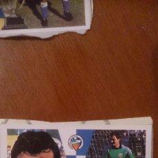 Cromos de Fútbol: MANZANEDO SABADELL ESTE 88. Lote 89597488