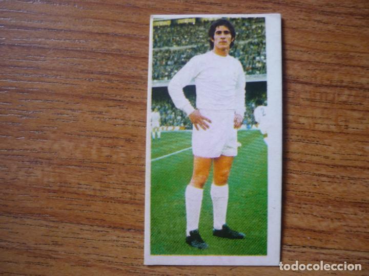 CROMO LIGA ESTE 75 76 BENITO (REAL MADRID) - NUNCA PEGADO - 1975 1976 (Coleccionismo Deportivo - Álbumes y Cromos de Deportes - Cromos de Fútbol)