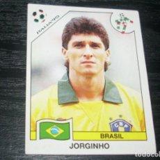 Cromos de Fútbol: -PANINI MUNDIAL ITALIA 90 : 201 JORGINHO ( BRASIL ) . Lote 91389890