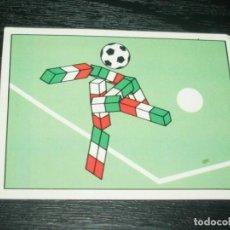 Cromos de Fútbol: -PANINI MUNDIAL ITALIA 90 : 8 MASCOTA. Lote 91390535