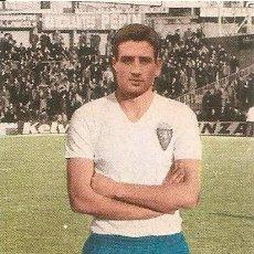 Cromos de Fútbol: REAL ZARAGOZA - 216 QUIROS - RUÍZ ROMERO 69 / 70 - 1969 / 70. Lote 91654695