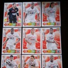 Cromos de Fútbol: ADRENALYN XL 2010 - 2011 LOTE 9 CROMOS DISTINTOS DEL SEVILLA. Lote 91996420