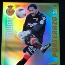 Cromos de Fútbol: ADRENALYN XL 2011 2012 PORTERAZO AWAT MALLORCA. Lote 92102970