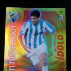 Cromos de Fútbol: ADRENALYN XL 2011 2012 IDOLO VAN NISTELROOY MALAGA. Lote 92103505