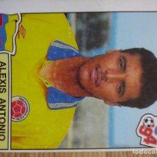 Cromos de Fútbol: CROMO PANINI MUNDIAL USA EEUU 1994 - 94 ALEXIS ANTONIO MENDOZA - COLOMBIA Nº 57 SIN PEGAR. Lote 178816667