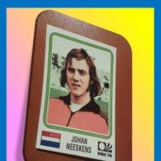 Cartes à collectionner de Football: CROMO DE LA COLECCIÓN: WORLD CUP STORY SONRICS. PANINI 1990. Nº 85. Lote 106959930