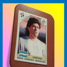 Cartes à collectionner de Football: CROMO DE LA COLECCIÓN: WORLD CUP STORY SONRICS. PANINI 1990. Nº 224. Lote 92974365