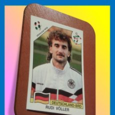 Cartes à collectionner de Football: CROMO DE LA COLECCIÓN: WORLD CUP STORY SONRICS. PANINI 1990. Nº 209. Lote 136056881