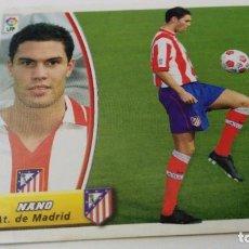 Cromos de Fútbol: LIGA 2003/2004 ULTIMOS FICHAJES Nº 22 NNANO EDICIONES ESTEANO. Lote 93157480