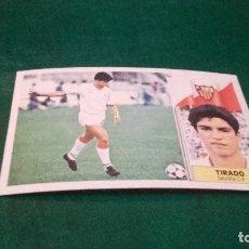 Cromos de Fútbol: CROMO ESTE 86 87 - TIRADO , DEL SEVILLA - NUNCA PEGADO ( PEDIDO MINIMO 5 EUROS ). Lote 93404205