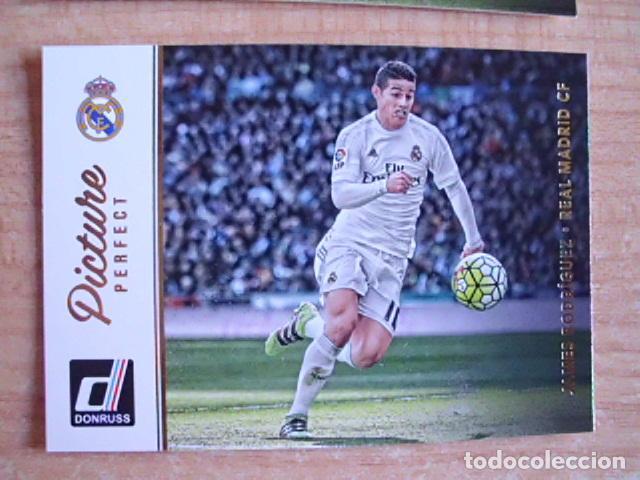 2016//17 Panini seleccionar Fútbol-James Rodriguez//tarjeta #11