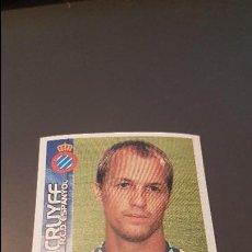 Cromos de Fútbol: SUPERLIGA 2003 2004 PANINI 201 JORDI CRUYFF ESPANYOL 03-04 . Lote 93629210