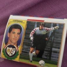 Cromos de Fútbol: ERROR CORTE CONTRERAS 1996 1997. Lote 93900487