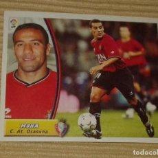 Cromos de Fútbol: CROMO FÚTBOL COLECCIÓN ESTE 2003-2004 (03 04) C. AT. OSASUNA - MOHA. Lote 93903185