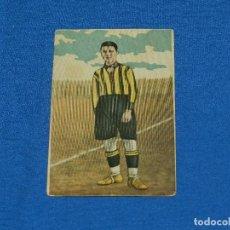 Cromos de Fútbol: CROMO ATLETIC FC SABADELL - MANUEL REY , LOS GRANDES JUGADORES DE FUTBOL NUM 18. Lote 94213165