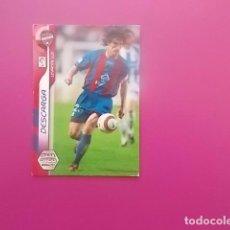 Cromos de Fútbol: MEGA CRACKS PANINI/ 2006/2007/ DESCARGA/ Nº 165/ LEVANTE / /NUEVO. Lote 94329938