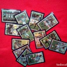 Cromos de Fútbol: 13 CROMOS DEL BETIS AÑOS 90 RARISIMA EDICION. Lote 94158330