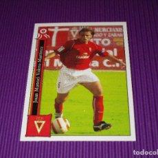 Cromos de Fútbol: JUANMA - 869 - REAL MURCIA C.F. - LAS FICHAS LIGA 2005-2006 (05/06) - MUNDICROMO. Lote 94660535
