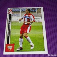 Cromos de Fútbol: BERMUDO - 904 - U.D. ALMERIA - LAS FICHAS LIGA 2005-2006 (05/06) - MUNDICROMO. Lote 94664507