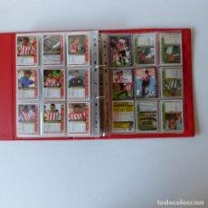 Cromos de Fútbol: LOTE DE 378 CROMOS DE FÚTBOL DE MUNDICROMO LIGA 2004. Lote 94935775