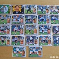 Cromos de Fútbol: ED.ESTE 97-98 EQUIPO COMPLETO DEL SALAMANCA (TODO LO EDITADO). Lote 94963707