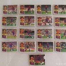 Cromos de Fútbol: CROMOS LIGA ESTE 82 83 BARCELONA. Lote 95195779