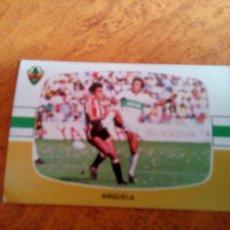 Cromos de Fútbol: ANQUELA ELCHE ED CANO 84 85 CROMO FUTBOL LIGA 1984 1985 TEMPORADA - 7. Lote 95208955