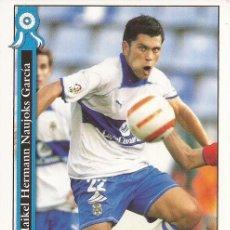 Cromos de Fútbol: 2005-2006 - 846 MAIKEL - CD TENERIFE - MUNDICROMO LAS FICHAS DE LA LIGA. Lote 107313728