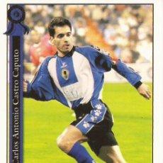 Cromos de Fútbol: 2005-2006 - 1011 CASTRO - HERCULES CF - MUNDICROMO LAS FICHAS DE LA LIGA. Lote 95276827