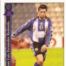 Cromos de Fútbol: 2005-2006 - 1014 REDONDO - HERCULES CF - MUNDICROMO LAS FICHAS DE LA LIGA. Lote 95276911