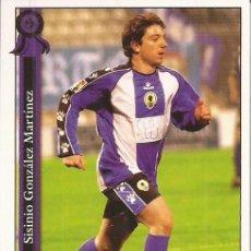 Cromos de Fútbol: 2005-2006 - 1022 SISI - HERCULES CF - MUNDICROMO LAS FICHAS DE LA LIGA. Lote 95277223