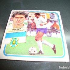 Cromos de Fútbol: CROMO COLOCA REVERT 89 90 1989 1990 TENERIFE DIFÍCIL LIGA 89 90 EDICIONES ESTE .. Lote 95277427