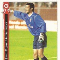 Cromos de Fútbol: 2005-2006 - 866 JUANMI - REAL MURCIA - MUNDICROMO LAS FICHAS DE LA LIGA. Lote 95288827