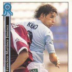 Cromos de Fútbol: 2005-2006 - 898 KEKO - POLIDEPORTIVO EJIDO - MUNDICROMO LAS FICHAS DE LA LIGA. Lote 132729273