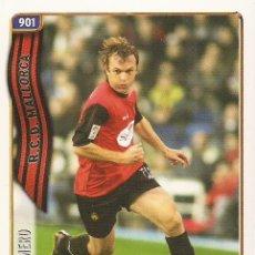 Cromos de Fútbol: 2004-2005 - 901 ROMERO - RCD MALLORCA - MUNDICROMO LAS FICHAS DE LA LIGA. Lote 95428531