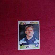Cromos de Fútbol: EOIN JESS. SCOTLAND. CROMO Nº 113. EUROPA. EUROPE '96. 1996. PANINI. NUNCA PEGADO.. Lote 257573870