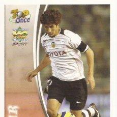 Cromos de Fútbol: 2004-2005 - 871 AIMAR - VALENCIA CF - MUNDICROMO LAS FICHAS DE LA LIGA. Lote 95454323