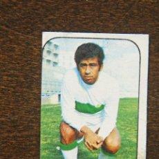 Cromos de Fútbol: ED. ESTE 76-77. GONZALEZ ELCHE. RECUPERADO. Lote 95510875