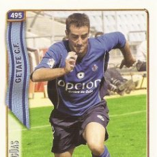 Cromos de Fútbol: 2004-2005 - 495 YANGUAS - GETAFE CF - MUNDICROMO LAS FICHAS DE LA LIGA. Lote 114401855