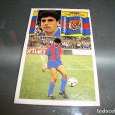 Cromos de Fútbol: CROMO FICHAJE 34 VERSIÓN NANDO 90 91 1990 1991 BARCELONA CASI NUEVO DIFÍCIL LIGA 90 91 ESTE .. Lote 95607115