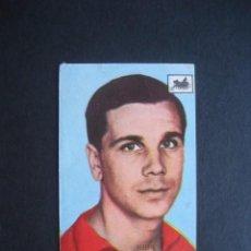 Cromos de Fútbol: CROMO : BIBA - RUSIA - LONDRES 1966 - CAMPEONATO MUNDIAL DE FUTBOL - CHOCOLATES LA CIBELES. Lote 95712099