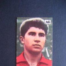 Cromos de Fútbol: CROMO : MALAFEEV - RUSIA - LONDRES 1966 - CAMPEONATO MUNDIAL DE FUTBOL - CHOCOLATES LA CIBELES. Lote 95712203