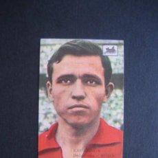 Cromos de Fútbol: CROMO : KHUSAINOV - RUSIA - LONDRES 1966 - CAMPEONATO MUNDIAL DE FUTBOL - CHOCOLATES LA CIBELES. Lote 95712267