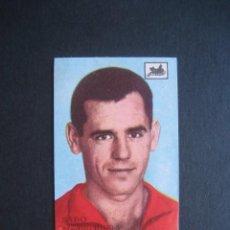 Cromos de Fútbol: CROMO : SABO - RUSIA - LONDRES 1966 - CAMPEONATO MUNDIAL DE FUTBOL - CHOCOLATES LA CIBELES. Lote 95712295