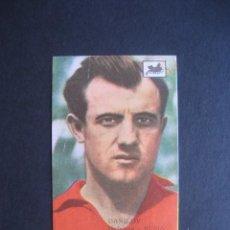 Cromos de Fútbol: CROMO : DANILOV - RUSIA - LONDRES 1966 - CAMPEONATO MUNDIAL DE FUTBOL - CHOCOLATES LA CIBELES. Lote 95712451
