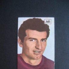 Cromos de Fútbol: CROMO : BANNIKOV - RUSIA - LONDRES 1966 - CAMPEONATO MUNDIAL DE FUTBOL - CHOCOLATES LA CIBELES. Lote 95712647