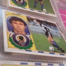 Cromos de Fútbol: CROMO ESTE 96 97 - ANTON , DEL HERCULES - NUNCA PEGADO ( PEDIDO MINIMO 5 EUROS ). Lote 95763871